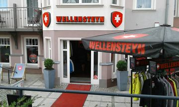 Wellensteyn, Ost