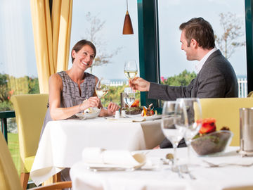 "Restaurant ""Kiek in"" im Travel Charme Ostseehotel"